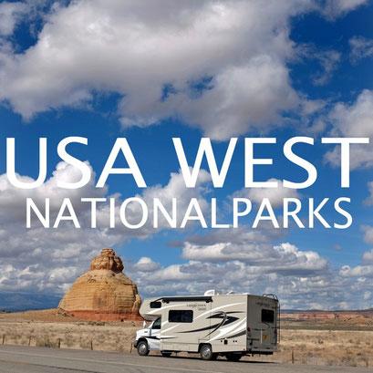 Reisebericht USA Westen Nationalparks Reiseblog