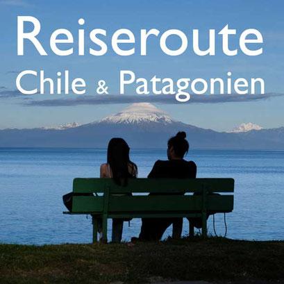 Reiseroute Chile & Patagonien  Reiseblog Edeltrips