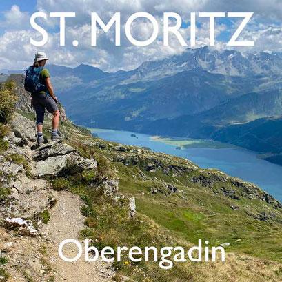 Wanderungen in St. Moritz Oberengadin Reiseblog Edeltrips