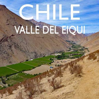 Reisebericht Chile Valle del Elqui Reiseblog Edeltrips