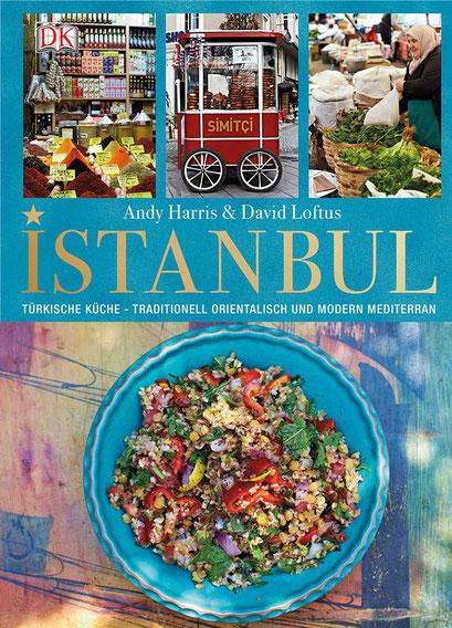 Kochbuch ISTANBUL Türkische Küche – Traditionell