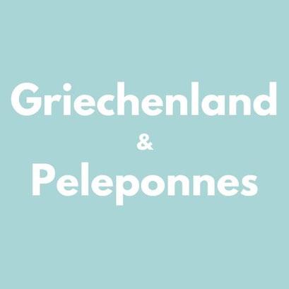 GRIECHENLAND PELOPONNES Reiseliteratur