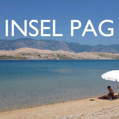 Reisebericht Kroatien Insel Pag Reiseblog