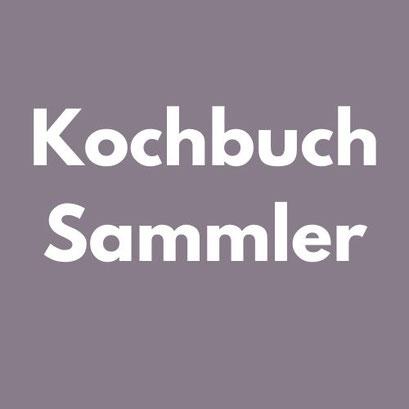 KOCHBUCH SAMMLUNG Reiseliteratur