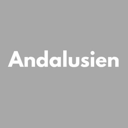 ANDALUSIEN Reiseliteratur