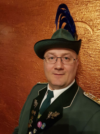 Hauptmann Andreas Hübner