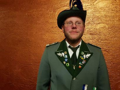 Leutnant Michael Röer