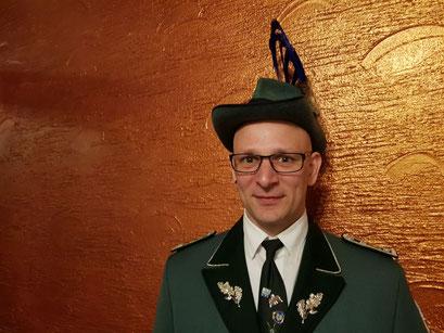 Leutnant Thorsten Weber