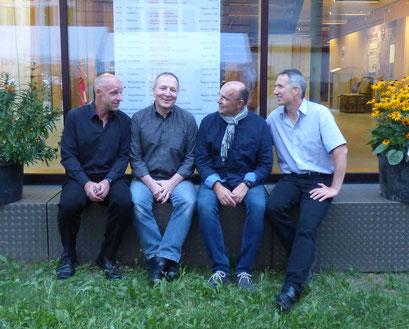 KAMUNA 2017 - Thomas Albiez, Michael Eiermann, Winfried Speeter, Axel Grunewald - Agua Nova