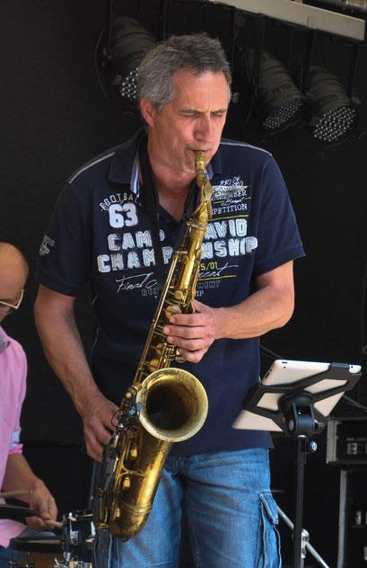 Agua-Nova - Axel Grunewald Saxophon