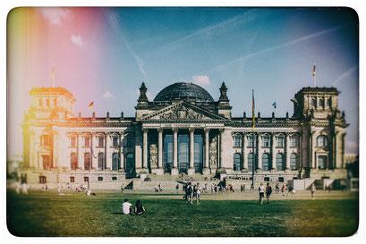 Reichtagsgebäude, Berlin