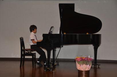 子供の部 ピアノ