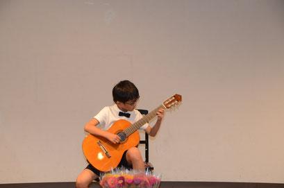 子供の部 ギター