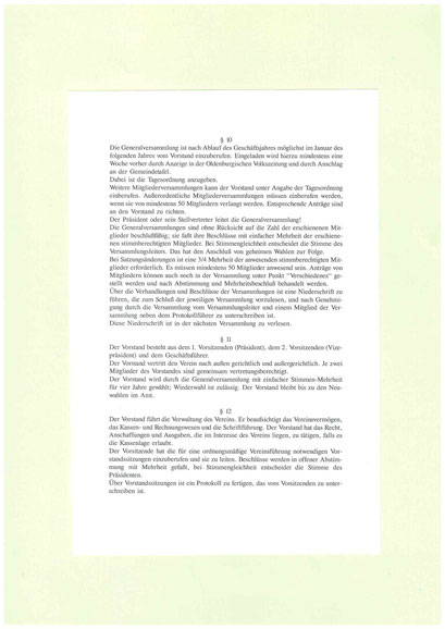Aus der Festschrift zum 150 jährigen Jubiläum (Seite 43)
