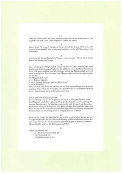 Aus der Festschrift zum 150 jährigen Jubiläum (Seite 42)