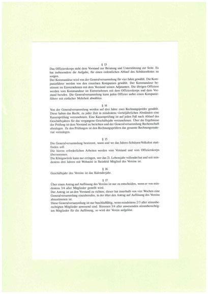 Aus der Festschrift zum 150 jährigen Jubiläum (Seite 44)