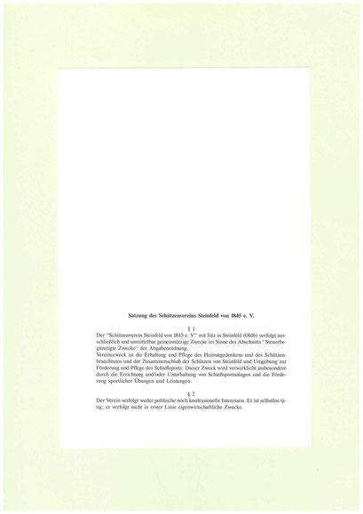 Aus der Festschrift zum 150 jährigen Jubiläum (Seite 41)