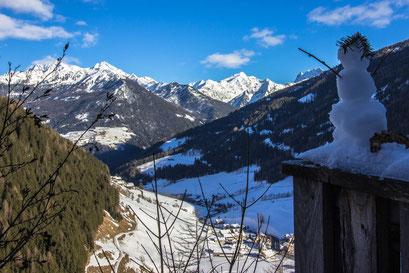 Weißenbach Mitte Februar