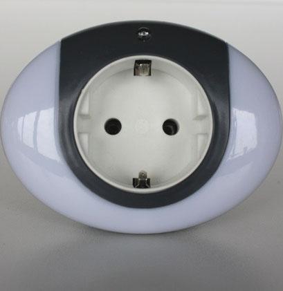 Steckdosen-Nachtlichter
