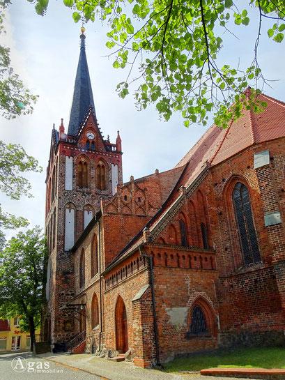 Bad Freienwalde - Kirche