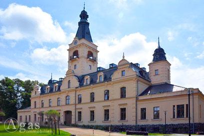 Schloss Gütergotz Güterfelde III