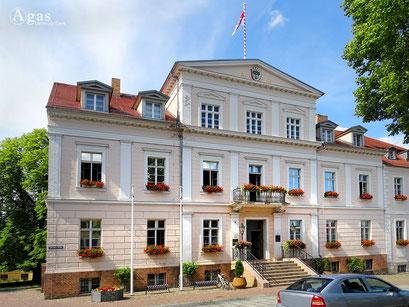 Bad Freienwalde - Rathaus