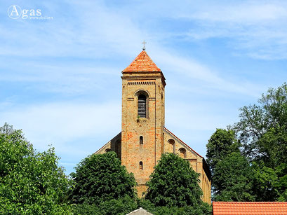 Bad Freienwalde - Altglietzen, Dorfkirche