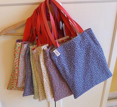 Collection de petits sacs tote bag enfants | Une Embellie
