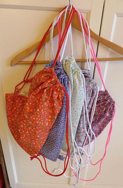 Collection Petits sacs à dos enfant sur commande | Une Embellie