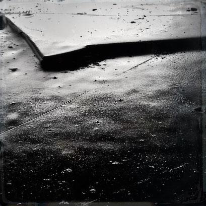 Instant freezing, Fine Art Print, 30 x 30 cm, 2013/16