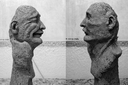 o.T. Keramik; 2014