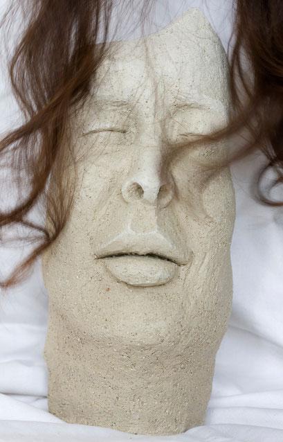 """""""drei wetter t.aft"""", Keramik, 2013"""