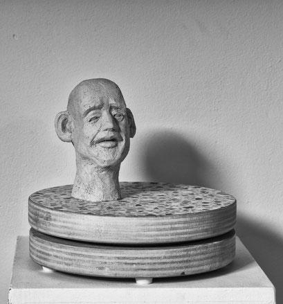 o.T. Keramik, 2017