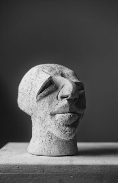 """Ulles Markenbude"", Keramik, 2018"