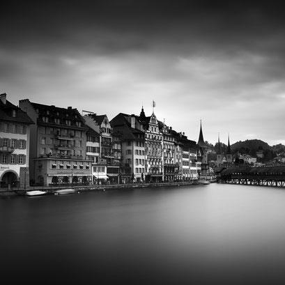 Rathausquai, Luzern. Switzerland 2013