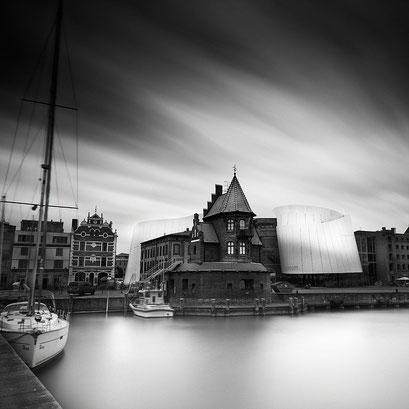 Stralsund • Hafen • Germany 2016