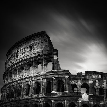 Colosseum • Roma • Italy 2016
