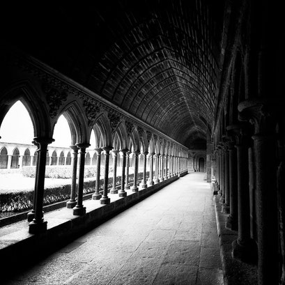 Mont Saint Michel study #13, Normandy 2013