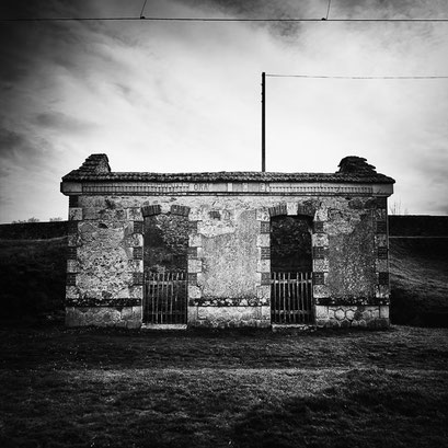 Village Martyr #08, Oradour-sur-Glane. France 2013