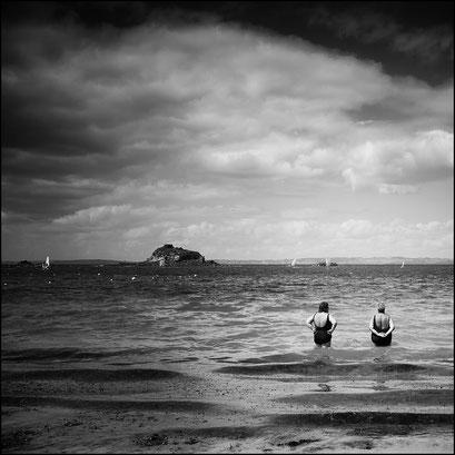 deux femmes à la mer 2010