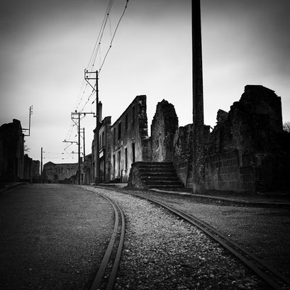 Village Martyr #07, Oradour-sur-Glane. France 2013