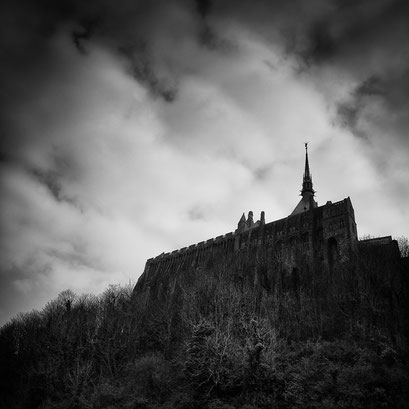 Mont Saint Michel study #09, Normandy 2013