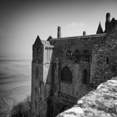 Mont Saint Michel study #10, Normandy 2013