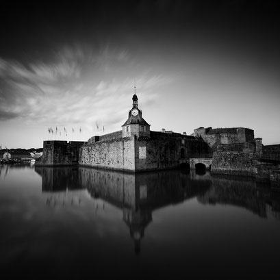 Ville Close de Concarneau, Bretagne. France 2014