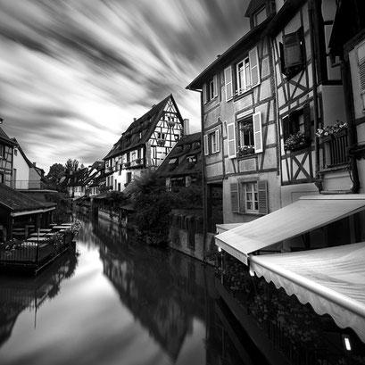Petite Venise, Colmar. Elsass. France 2015