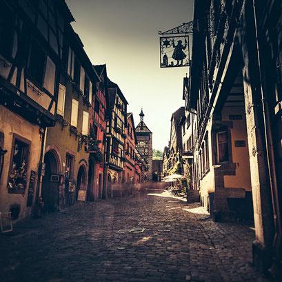 Riquewihr, Elsass. France 2015