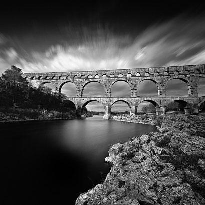 Pont du Gard, Languedoc-Roussillon. France 2015