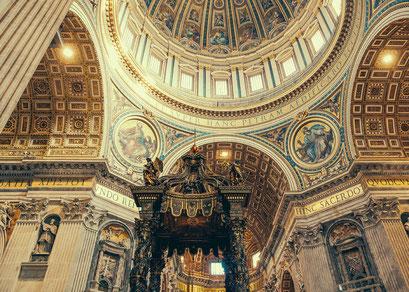 Templum Vaticanum I, Vatikan, Roma. Italy 2016
