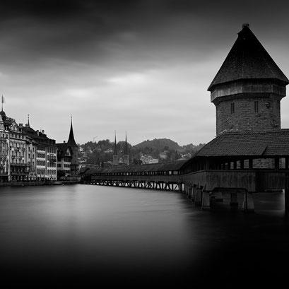 Kapellbrücke #02, Luzern. Switzerland 2013