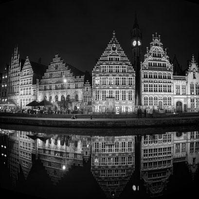 Graslei, Gent. Belgium 2015